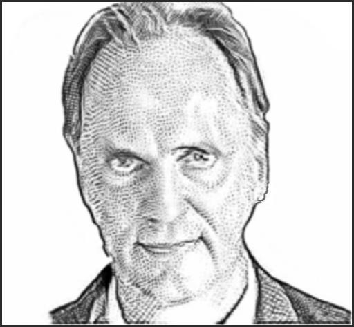 Serge d'Adesky Portrait